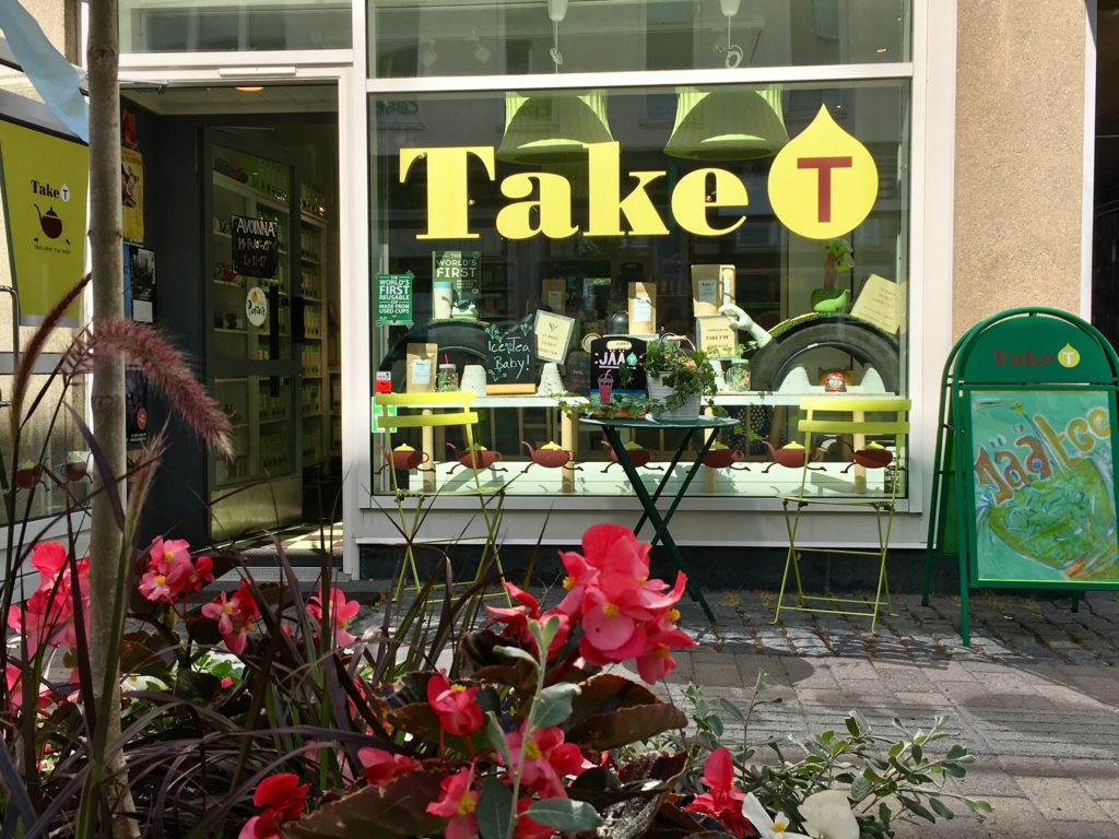 Take-T Jyväskylän keskusta